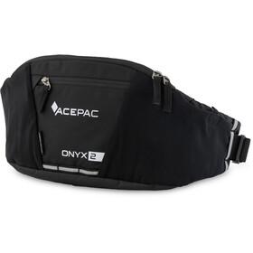 Acepac Onyx 2 Waist Bag black